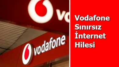 Photo of Vodafone Sınırsız İnternet Hilesi