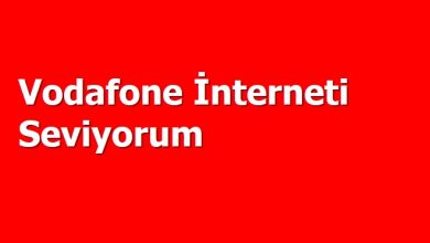 Photo of Vodafone Seviyorum İnternet